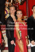 Sergey Kravchenko & Lauren Oakley at The Spectacular Dance - Amateur Ballroom and Latin Challenger Cup