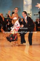 Oleg Negrov & Valeriya Ryabova at WDC Disney Resort 2010