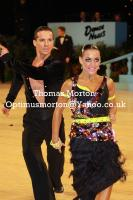 Oleg Negrov & Valeriya Ryabova at UK Open 2011