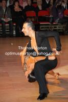 Maurizio Vescovo & Andra Vaidilaite at Blackpool Dance Festival 2010