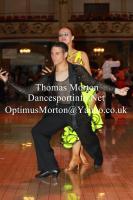 Daniele Fulvi & Danielle Toal at Blackpool Dance Festival
