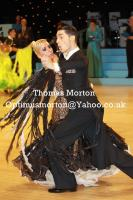 Pasquale Farina & Sofie Koborg at UK Open 2011