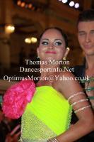 Mykyta Serdyuk & Anna Krasnishapka at Blackpool Dance Festival 2011