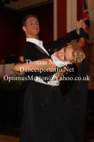Angelo Gaetano & Liis End at Blackpool Dance Festival