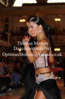 Manuel Favilla & Victoria Burke at Blackpool Dance Festival