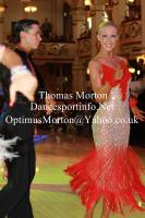 Craig Jones & Victoria Holmes at Blackpool Dance Festival