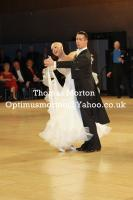 Andrea Ghigiarelli & Sara Andracchio at UK Open 2011