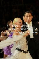 Daniele Gallaro & Kimberly Taylor at International Championships 2011
