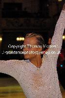 Sarunas Greblikas & Viktoria Horeva at Blackpool Dance Festival 2009