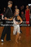 Sarunas Greblikas & Viktoria Horeva at WDC Disney Resort 2009