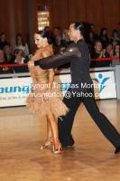 Sergey Sourkov & Agnieszka Melnicka at WDC World Championships