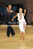 Sergey Sourkov & Agnieszka Melnicka at UK Open 2011