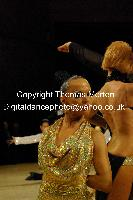 Sergey Sourkov & Agnieszka Melnicka at UK Open 2009