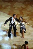 Sergey Sourkov & Agnieszka Melnicka at International Championships 2009