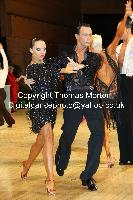 Sergey Sourkov & Agnieszka Melnicka at UK Open 2010