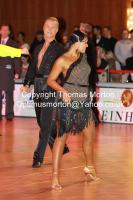 Kamil Studenny & Kateryna Trubina at WDC World Championships