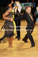 Kamil Studenny & Kateryna Trubina at UK Open 2011