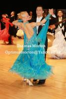 Oscar Pedrinelli & Kamila Brozovska at WDC Disney Resort 2010