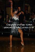 Dorin Frecautanu & Roselina Doneva at Dutch Open 2009