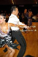 Dorin Frecautanu & Roselina Doneva at WDC Disney Resort 2009