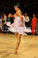 Dorin Frecautanu & Roselina Doneva at UK Open 2010