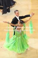 Lukasz Tomczak & Aleksandra Jurczak at The International Championships