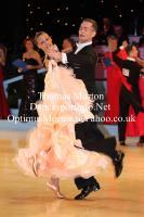 Lukasz Tomczak & Aleksandra Jurczak at UK Open 2012