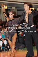 Niels Didden & Gwyneth Van Rijn at Blackpool Dance Festival