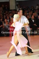 David Byrnes & Karla Gerbes at Blackpool Dance Festival