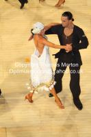 Emanuele Soldi & Elisa Nasato at The International Championships