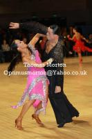Emanuele Soldi & Elisa Nasato at UK Open 2011