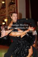 Emanuele Soldi & Elisa Nasato at Blackpool Dance Festival