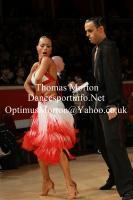 Emanuele Soldi & Elisa Nasato at International Championships 2011
