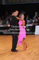 Emanuele Soldi & Elisa Nasato at 1st WDC Austrian Open
