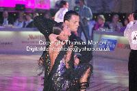 Emanuele Soldi & Elisa Nasato at Kremlin Cup 2009