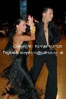 Emanuele Soldi & Elisa Nasato at WDC Disney Resort 2009