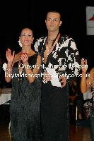 Emanuele Soldi &amp; Elisa Nasato at WDC Disney Resort 2009
