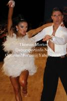 Kirill Belorukov & Elvira Skrylnikova at WDC Disney Resort 2011