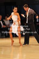 Kirill Belorukov & Elvira Skrylnikova at UK Open 2012