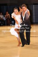 Kirill Belorukov &amp; Elvira Skrylnikova at UK Open 2012