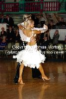 Kirill Belorukov & Elvira Skrylnikova at Dutch Open 2009