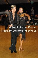 Kirill Belorukov & Elvira Skrylnikova at WDC Disney Resort 2009