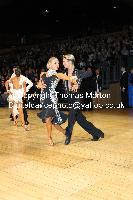 Kirill Belorukov & Elvira Skrylnikova at UK Open 2010