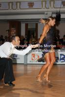 Franco Formica & Oxana Lebedew at WDC World Championships