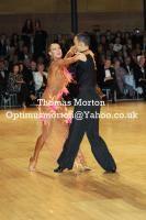 Franco Formica & Oxana Lebedew at UK Open 2011