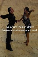Franco Formica & Oxana Lebedew at International Championships 2009