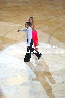 Franco Formica &amp; Oxana Lebedew at International Championships 2009