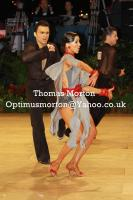 Denys Drozdyuk & Antonina Skobina at UK Open 2011