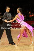 Denys Drozdyuk & Antonina Skobina at International Championships 2011