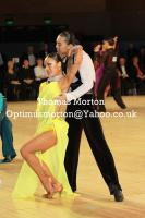 Sonny Jin Zhang & Cher Wen Qingluo at UK Open 2011